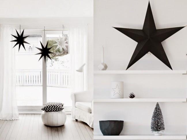 białe gwiazdy