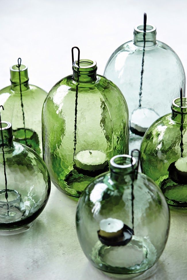 butelki na tealighty