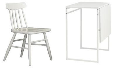 Mały Stolik Biały Ikea Z Potrzeby Piękna